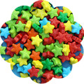Rainbow Star Candies
