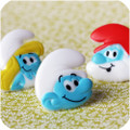 Kid's Classics: Smurf Ring Toppers