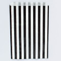 Black Licorice Stripe Candy Bags