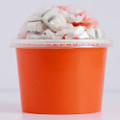 Treat Tubs: Tangerine Orange