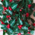 Christmas Holly Spray Picks