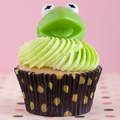 Kid&#039;s Classics: Kermit and Miss Piggy Ring Toppers