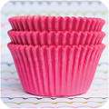 Raspberry Pink Cupcake Liners