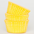 Sunshine Yellow Sweet Spot Cupcake Liners