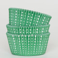 Green Sweet Spot Cupcake Liners