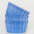 Royal Blue Sweet Spot Cupcake Liners