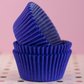 Royal Blue Cupcake Liners