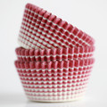 Wine Vanishing Lines Cupcake Liners