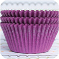 Taffy Purple Cupcake Liners