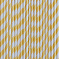 Sunshine Yellow Stripe Paper Straws