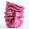 Burgundy Sweet Spot Cupcake Liners