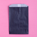 Black Licorice Paper Bags