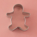 Mini Gingerbread Boy Cookie Cutter