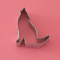 Mini Coyote Cookie Cutter