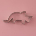 Dinosaur Triceratops Cookie Cutter