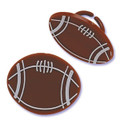 Sports Football Ring Toppers
