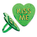 St. Patty's Kiss Me Green Topper