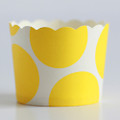 Favor Cups: Yellow