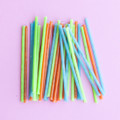 Assorted Sparkler Candles: Bright