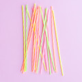 Assorted Sparkler Candles: Neon Tall