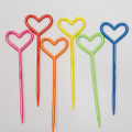 Heart Stick Toppers