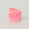 Mini Cotton Candy Pink Cupcake Liners