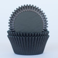 Black Licorice Cupcake Liners
