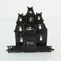 Halloween Haunted House Topper
