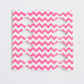 Candy Wrapper Party Favor: Pink Chevron