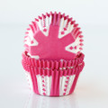 Raspberry Pink Party Cupcake Liners