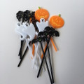 Halloween Assorted Classic Mini Toppers