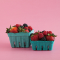 Farmer's Market Berry Baskets - Half Pint