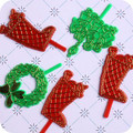 Christmas Assortment Cupcake Picks