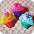 Cute Cupcake Ring Toppers