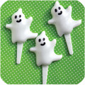 Halloween Friendly Ghost Toppers