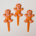 Christmas Gingerbread Man Toppers
