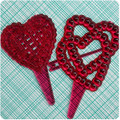 Heart Jewel Picks