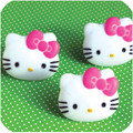Hello Kitty Ring Toppers