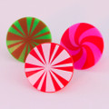 Christmas Candy Ring Toppers