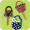 Jewel Purse Toppers