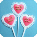 Mother&#039;s Day Lacy Toppers