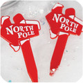 Santa&#039;s North Pole Toppers