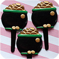 St. Patty's Pot of Gold Toppers