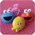Kid&#039;s Classics: Sesame Street Ring Toppers