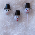 Snowman Head Toppers