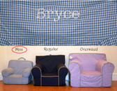Pre-Monogrammed Mini Size Ugly-Where Chair - Bryce - C857