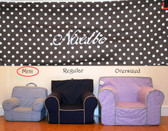 Pre-Monogrammed Mini Size Ugly-Where Chair - Noelle  - C790