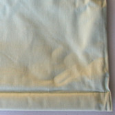 "Light Green Twill Cordless Roman Shades w Blackout Lining - 44"" x 63"""