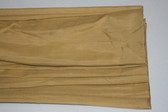 "Cameron Cotton Cordless Roman Shade - Linen Straw - 26"" x 64"""