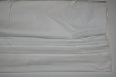 "Cameron Cotton Cordless Roman Shade - White - 26"" x 64"""
